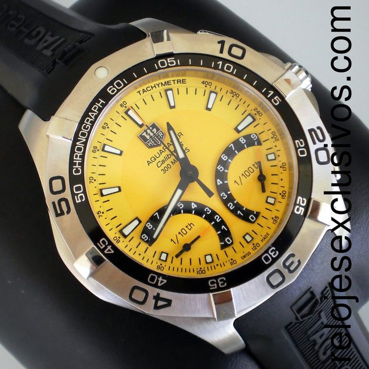 Relojes Exclusivos. We sell watches of the finest brands.
