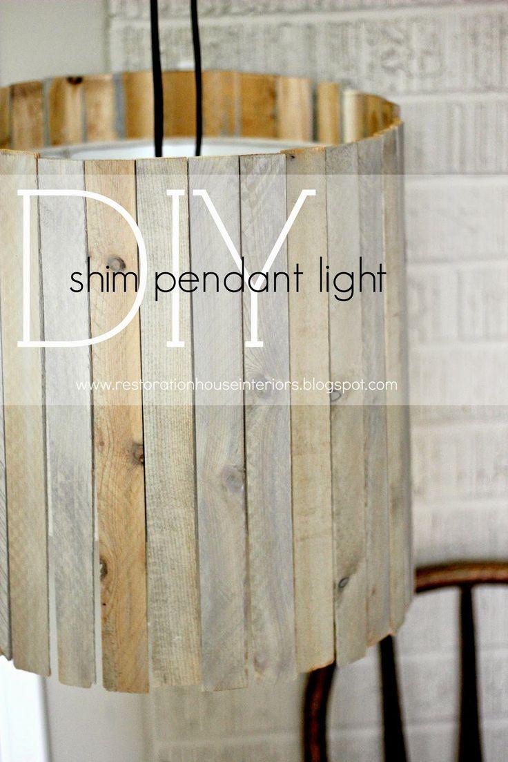 127 best handmade lighting images on Pinterest | Bricolage, Light ...
