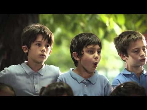 Una versión del Himno Argentino que llegó lejos.