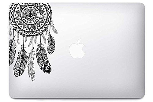 Attrape-Rêves Dreamcatcher par i-Sticker : Stickers autocollant MacBook Pro Air décoration ordinateur portable Mac Apple - https://streel.be/attrape-reves-dreamcatcher-par-i-sticker-stickers-autocollant-macbook-pro-air-decoration-ordinateur-portable-mac-apple/