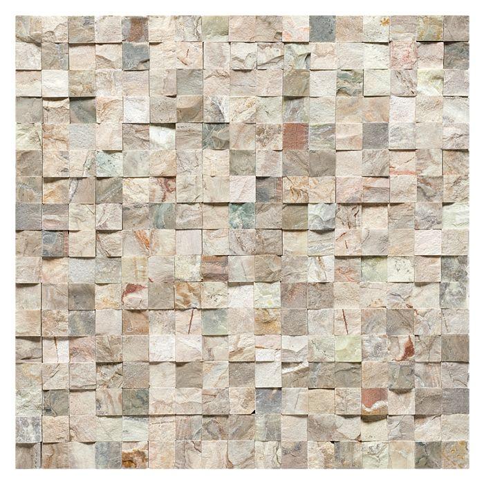 Mozaika kamienna Zen - Dunin - Peacock Green Rock 18