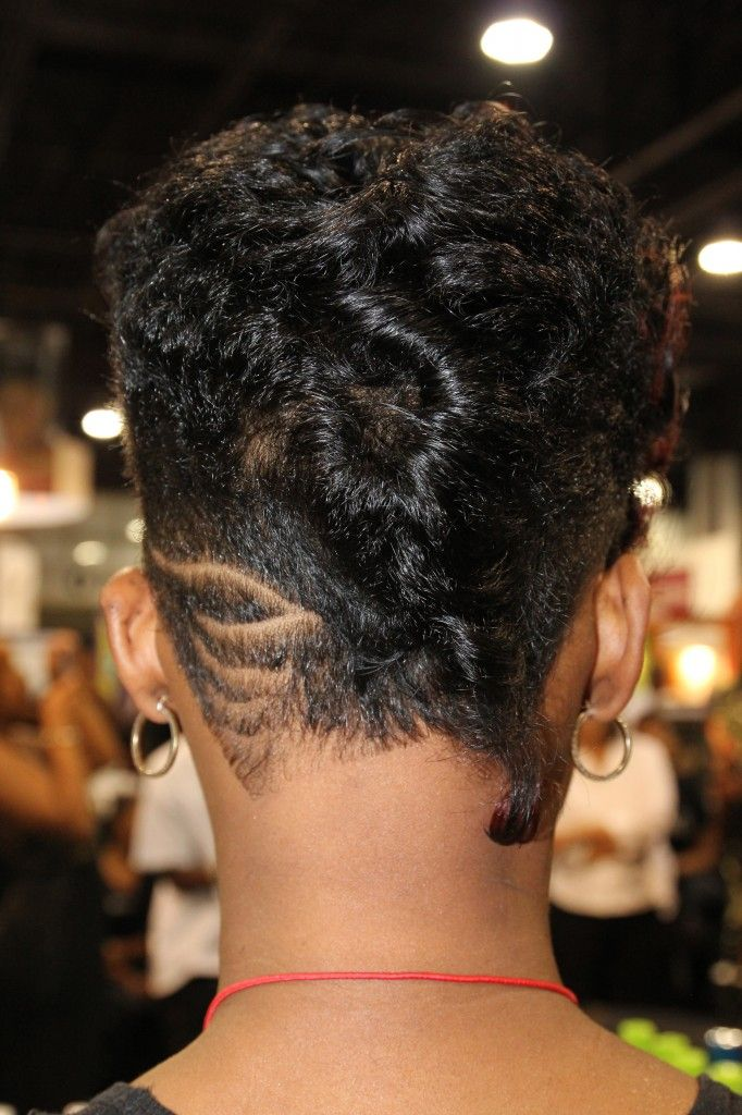 Colorfull Short Hair Styles For Black Women Hairstyles Back And