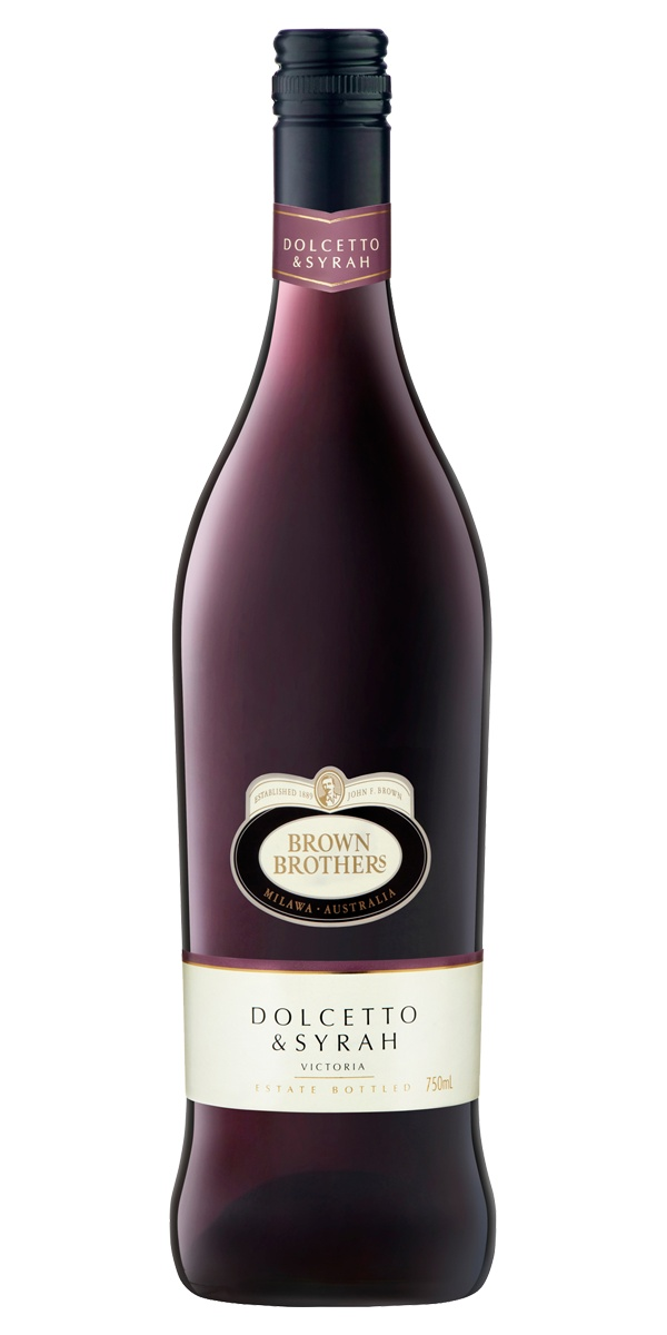 Brown Brothers Dolcetto & Syrah Love this wine, so easy to drink