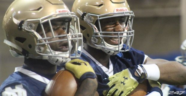 Irish247 looks at the Notre Dame running backs situation and shares its take on how we would manage one of the strongest segments of the Fighting Irish football team.