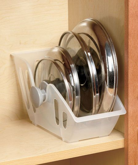Kitchen Cabinet Organizers | The Lakeside Collection