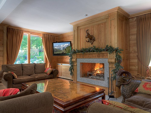 Hauts de Chamonix (Living Area) - Chamonix