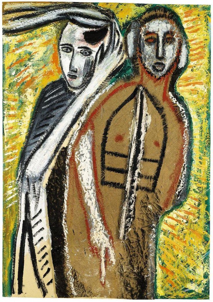 MIMMO PALADINO http://www.widewalls.ch/artist/mimmo-paladino/ #contemporary #art #sculpture