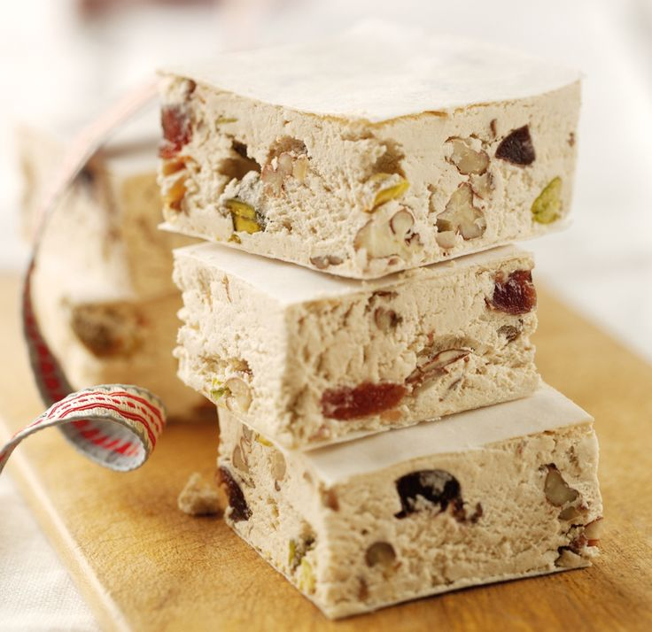 Quick and easy, delicious Nougat Recipe. Perfect for a moment of indulgence or gifting to a friend.