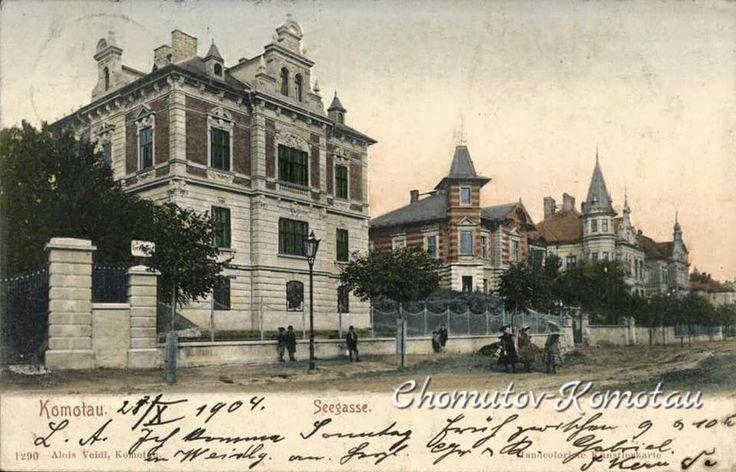 Villa Familie Konirsch (Čelakovského-Schillerstraße)