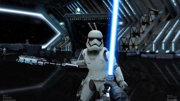 Google trasforma il tuo iPhone in una spada laser: entra nel mondo di Star Wars