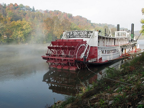 At Ohio River History Museum - Marrietta, OH by A's photos, via Flickr