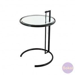 Replica Eileen Gray Adjustable Side Table