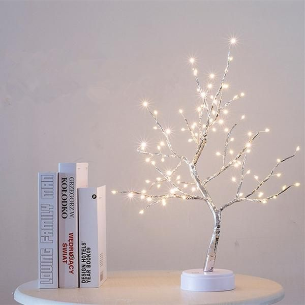 Bonsai Tree Light Led Led Decor Led Night Light Led Lights