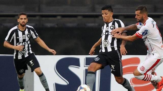 Gabriel Wenderson Campeonato Carioca Botafogo Jogo Botafogo
