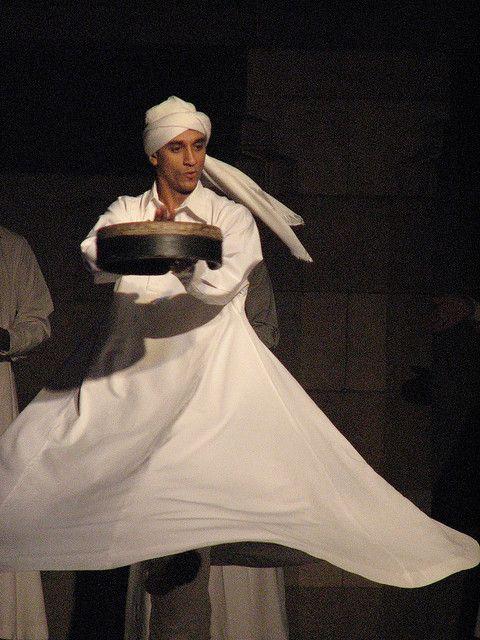 Sufi Dancer by Odangutan, via Flickr