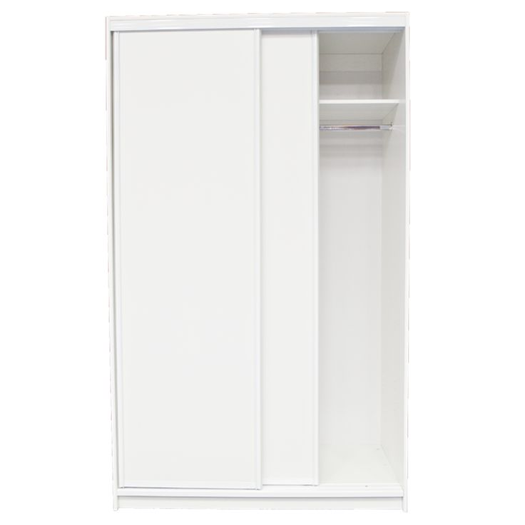 Bedford Group 2000 x 1200 x 595mm 2 Door Wardrobe Unit