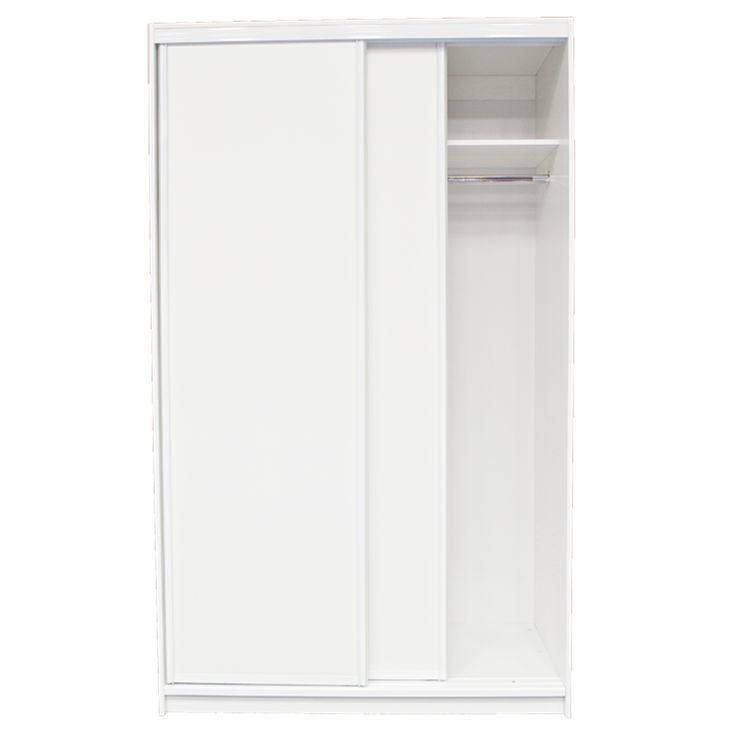 Bedford 2 Door Wardrobe Unit