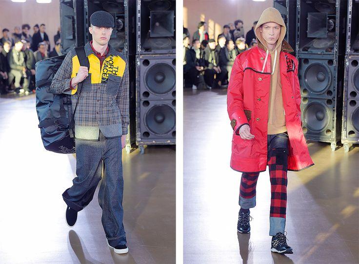 Junya Watanabe Man x The North Face