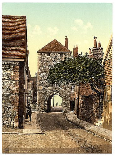 [Westgate, Southampton, England]  (LOC)