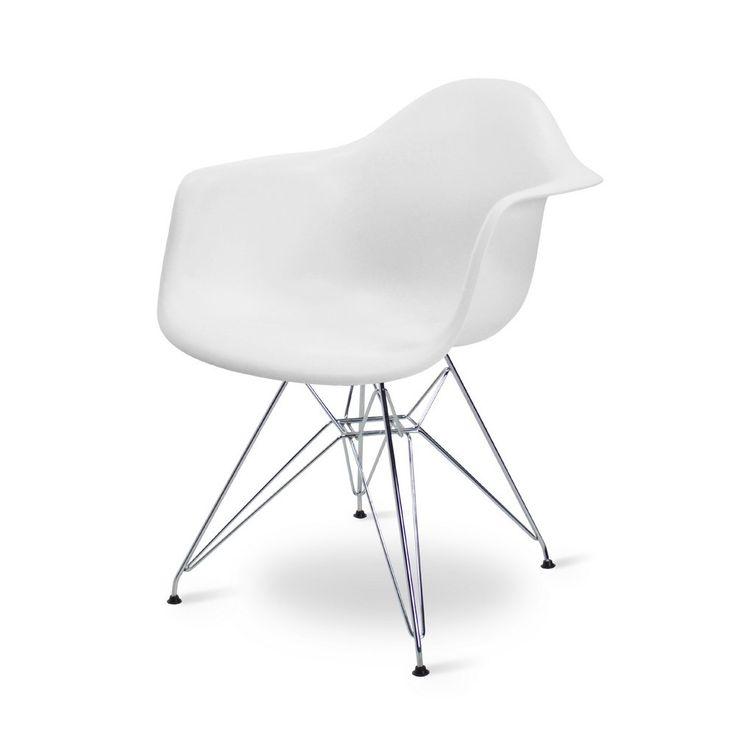 Eames DAR Weiß - Esszimmerstühle - POPfurniture