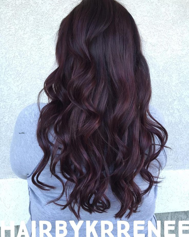 What's more perfect for fall than a deep dimensional plum violet?!