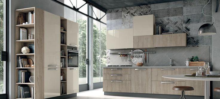 Кухня Stosa коллекция Maya #Stosa_cucine