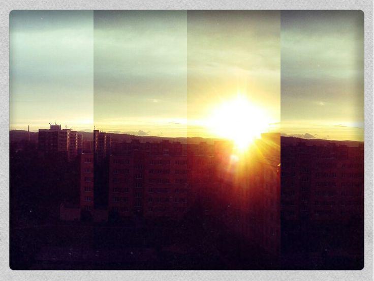 ...sunset ♡