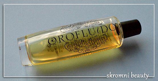 Масло-эликсир для волос Orofluido
