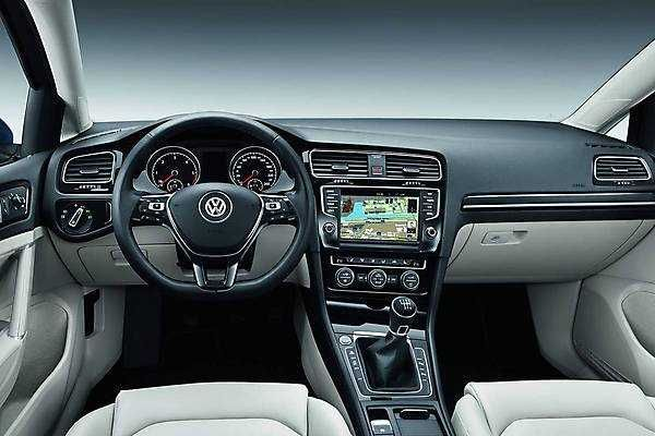 Vw Golf Variant Golf 7 Wagon From 2018 2019 Volkswagen