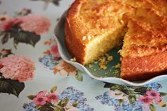 In the Thermomix: 30 second whole orange cake
