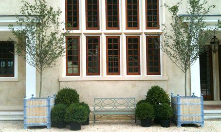 AJF Design: Window, Landscape Design, County Landscape, Lavish Landscape