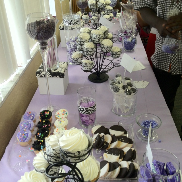 1000 Images About Purple Wedding Shower Ideas On
