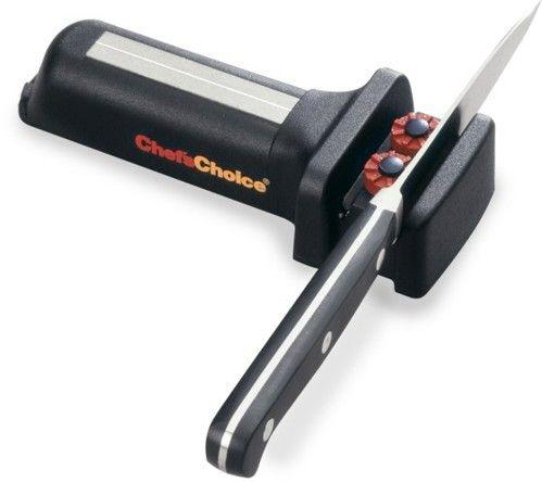 Кухонные принадлежности Chef's Choice M 480 механическая точилка, для заточки ножей и ножниц , угол заточки 20° , производство: сша