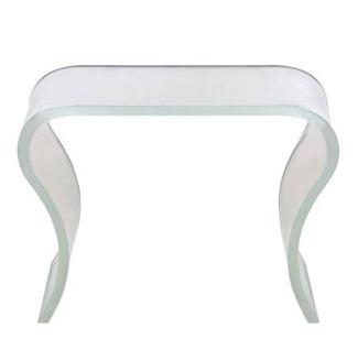 helena desk the paris apartment - Lucite Desk