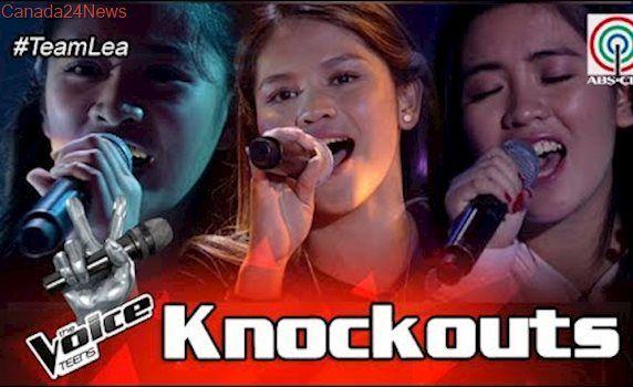 The Voice Teens Philippines Knockout Round: Erica vs Patricia vs Sophia