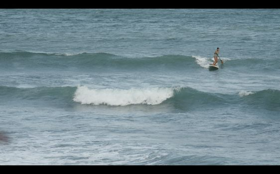 SUP surfing tips from Paiwen Girl, Tim Mei! #supsurfingtips