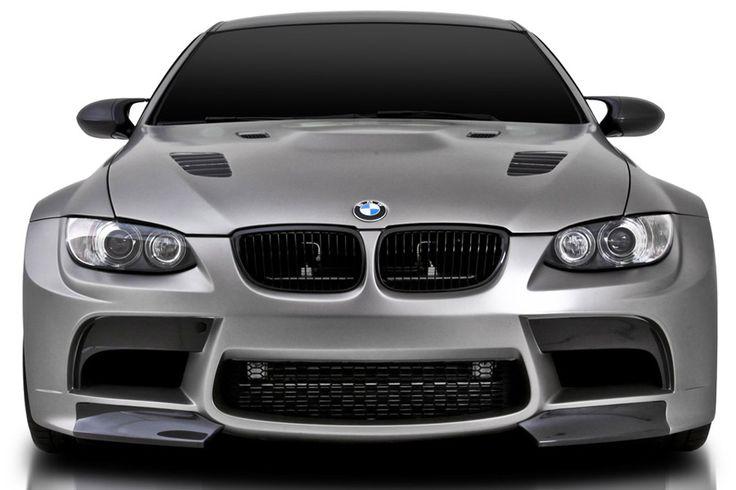 Wide Body BMW - Vorsteiner's Epic E93 M3 GTRS3 Head Turner