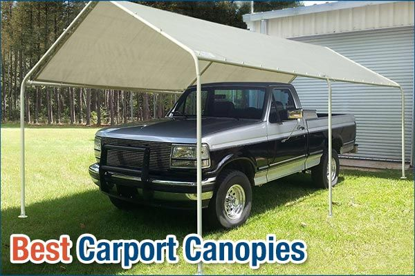 Top 9 Best Carport Canopies For Car Shelters In 2020 Carport