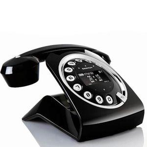 Téléphone sans fil Sagemcom Black Sixty Téléphone sans fil DECT (version française)