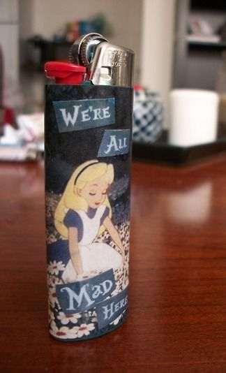 Love this lighter! I would never let anyone use it