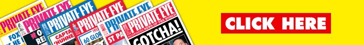 Private Eye | Official Site - the UK's number one best-selling news and current affairs magazine, edited by Ian Hislop
