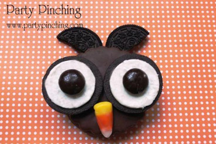 Best 25 owl desserts ideas on pinterest - Imitation origami owl ...