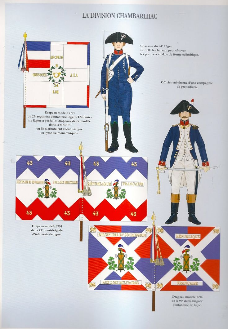 185 best french revolutionary armies images on pinterest - French div 2 ...