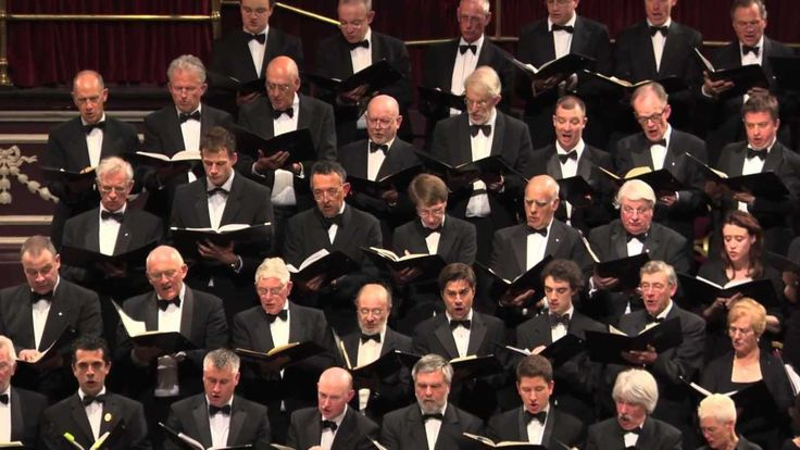 Royal Choral Society: Hallelujah Chorus from Handels Messiah