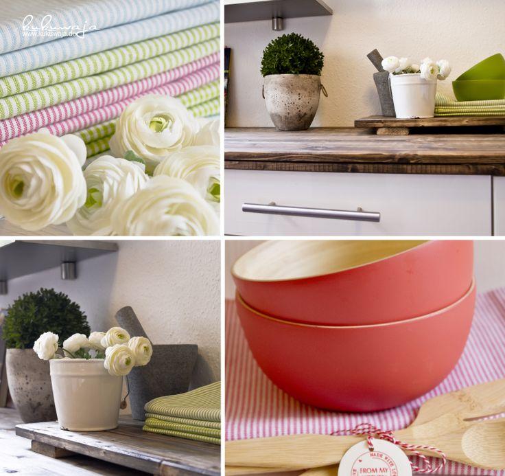 Lovely DIY Working Space Kitchen DIY Arbeitsplatte Korpus K che http kukuwaja