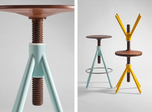 Thread Family Stool by Coordination: Thread Families, Families Stools, Thread Stools, Google Search, Google Kuvahaun Tulos, Threadfamily03Dailyicon Jpg, Cast Irons, Daily Icons, Irons Thread