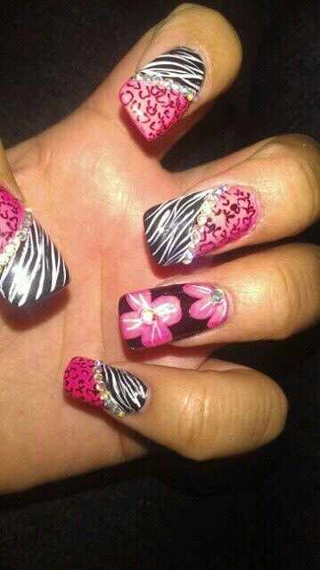 Nails Estilo Sinaloa jazmincervantes92@yahoo.com add me on fb