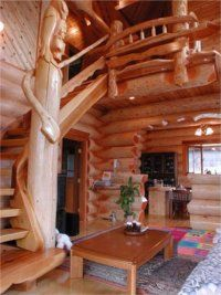 23 best colorado log cabins images on pinterest log for Log cabin furniture canada