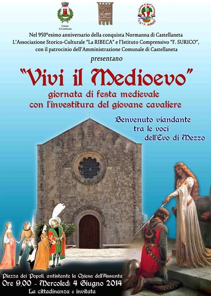 MedioEvo Weblog: Vivi il Medioevo a Castellaneta (TA)