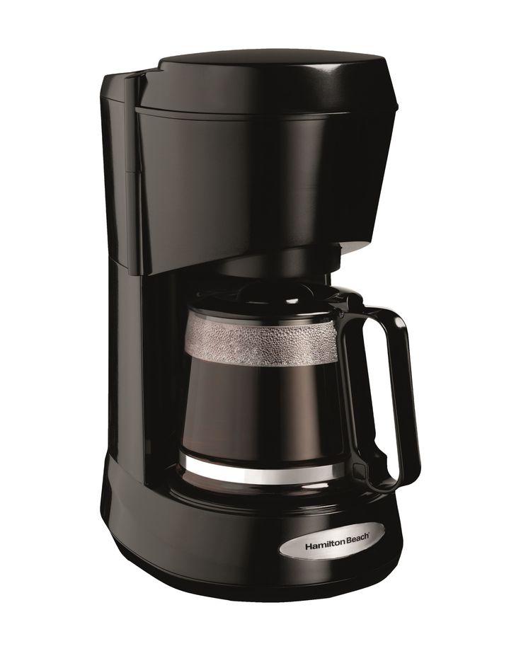 1.25 Qt. Coffee Maker